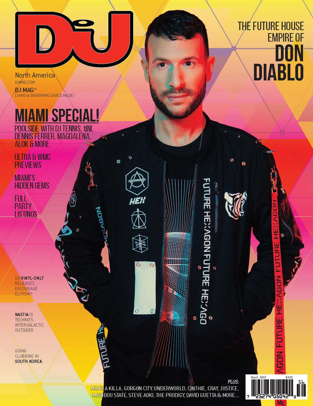 DJ Mag March 2019 (North America) - digital