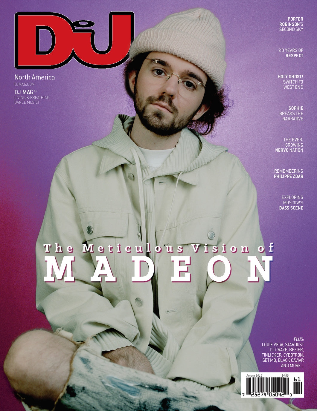 DJ Mag August 2019 (North America) - digital