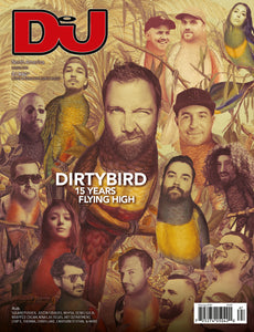 DJ Mag February 2020 (North America) - printed