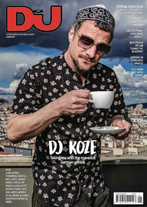 DJ Mag May 2018 (UK) - digital cover