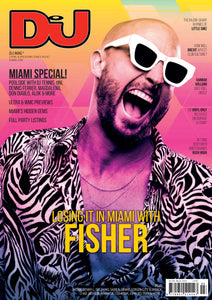 DJ Mag March 2019 (UK) - printed