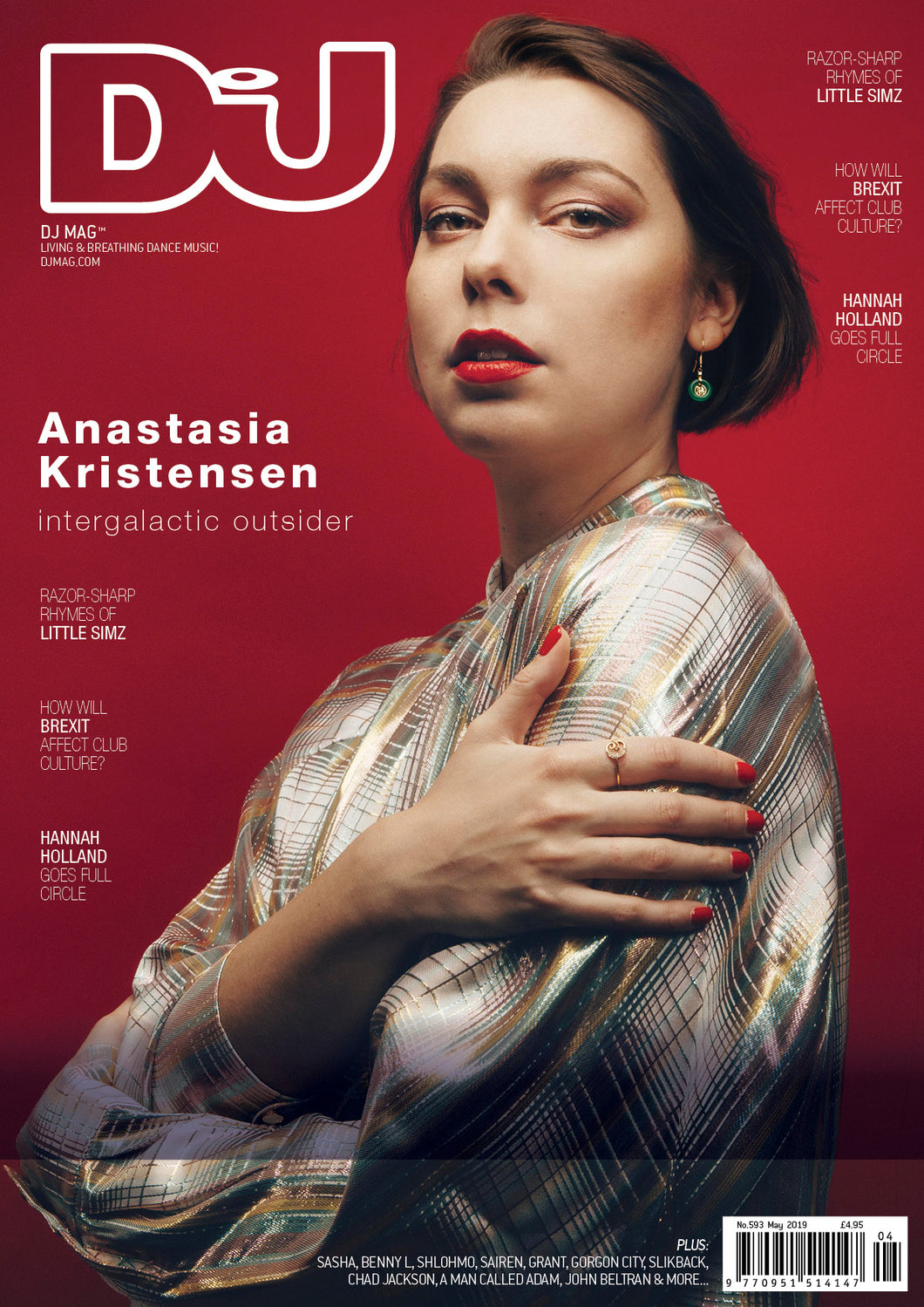 DJ Mag May 2019 (UK) - digital