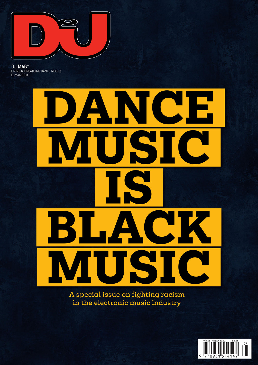 DJ Mag August 2020 (UK) - printed