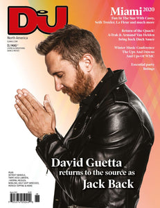 DJ Mag March 2020 (USA&Canada) - printed