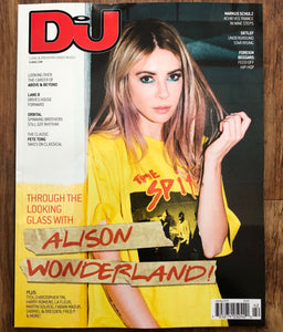 DJ Mag January 2018 (USA & Canada) - digital cover