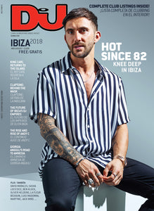 DJ Mag August 2018 (Ibiza) - digital