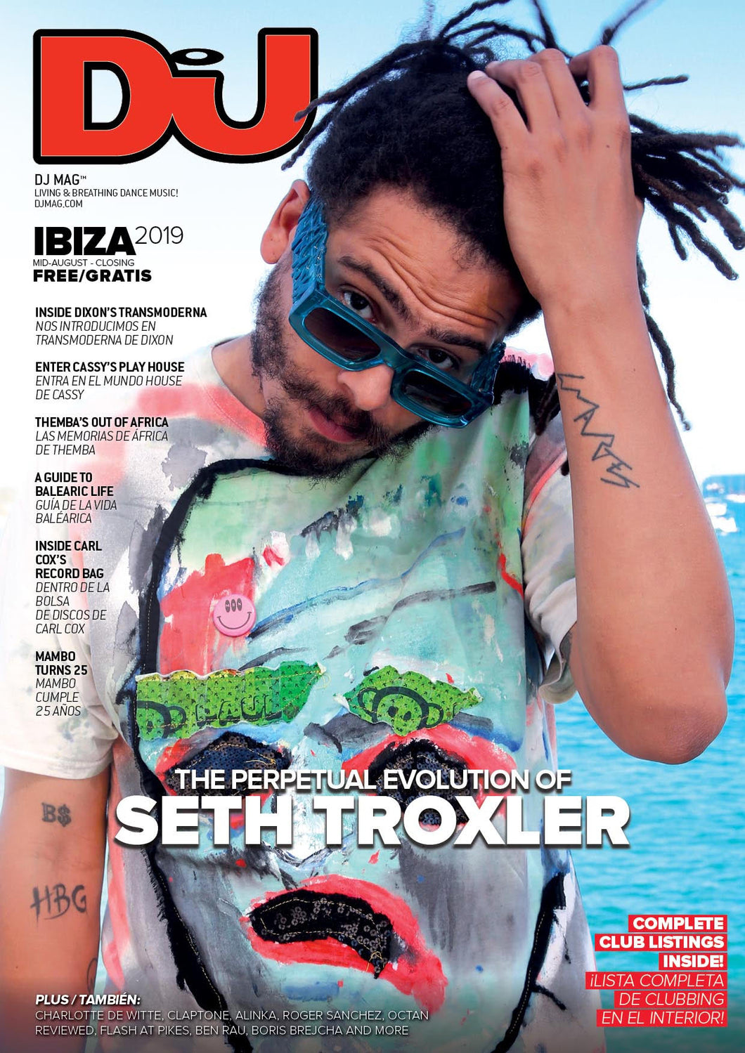 DJ Mag August 2019 (Ibiza) - digital
