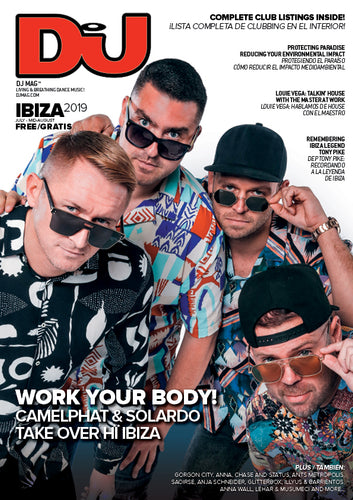 DJ Mag July 2019 (Ibiza) - digital