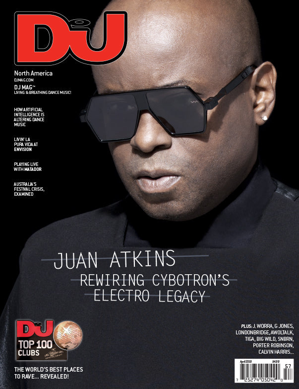 DJ Mag April 2019 (USA & Canada) - digital