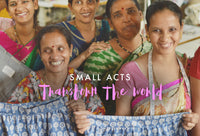 Nickel & Thread A Fair Trade Jewelry Boutique Small Acts Transform the World