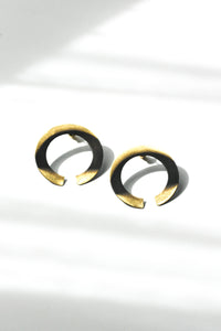 Two Tone Earrings