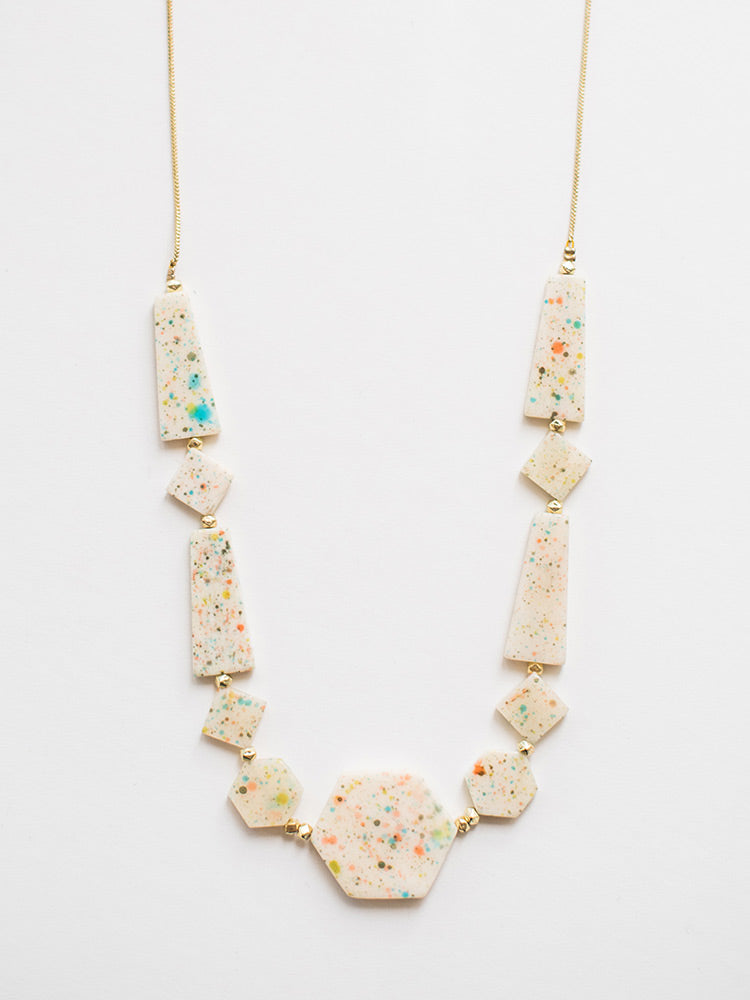Have Your Cake Necklace - Nickel & Thread