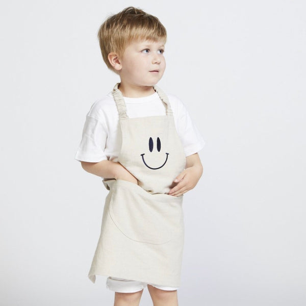 Worktones Smiley Kids Apron