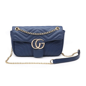 Chain Strap Cross body Bag -  Luna Boutiques