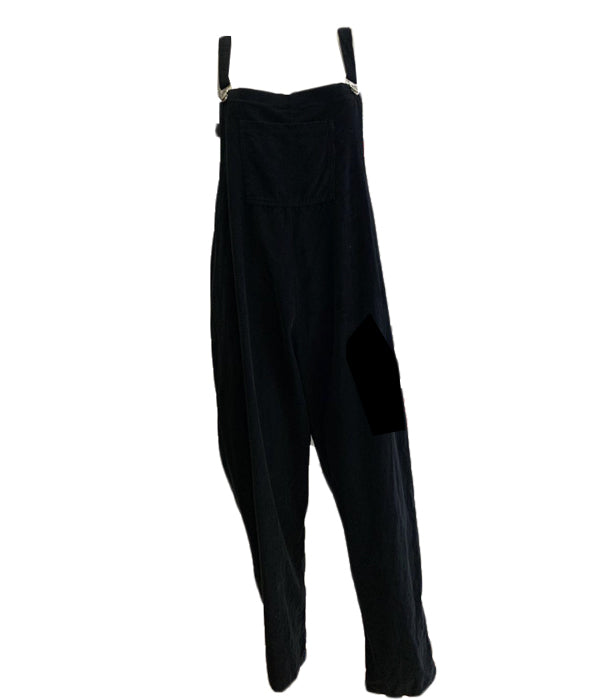 Cord Dungarees -  Luna Boutiques