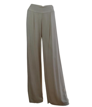 Load image into Gallery viewer, Wide Leg Palazzo Trouser -  Luna Boutiques