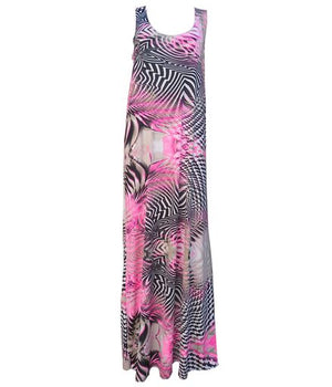 Be Fun Maxi Dress -  Luna Boutiques