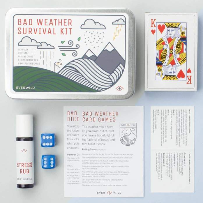 Bad Weather Survival Kit -  Luna Boutiques