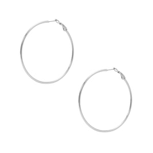 Load image into Gallery viewer, Large Hoop Earring -  Luna Boutiques