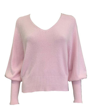 Load image into Gallery viewer, Beautiful V Neck Jumper -  Luna Boutiques