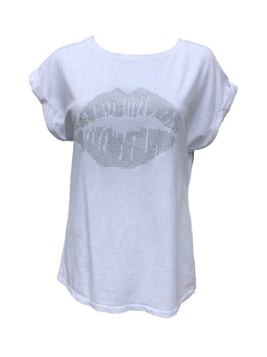 Load image into Gallery viewer, Lips Tee -  Luna Boutiques