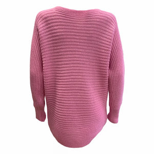 Load image into Gallery viewer, Ribbed Knit Jumper -  Luna Boutiques