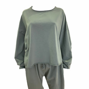 Load image into Gallery viewer, Sweatshirt Tracksuit set -  Luna Boutiques