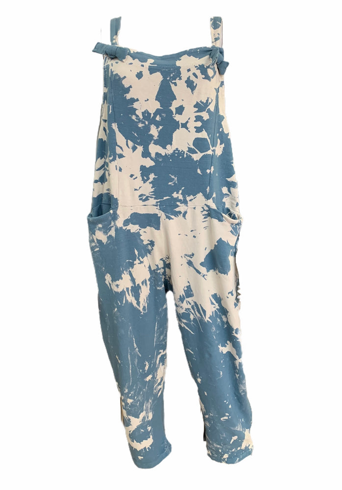 Paint Splash Effect Jumpsuit -  Luna Boutiques