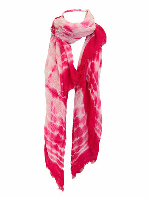 Load image into Gallery viewer, Tie Dye Coloured Scarf -  Luna Boutiques