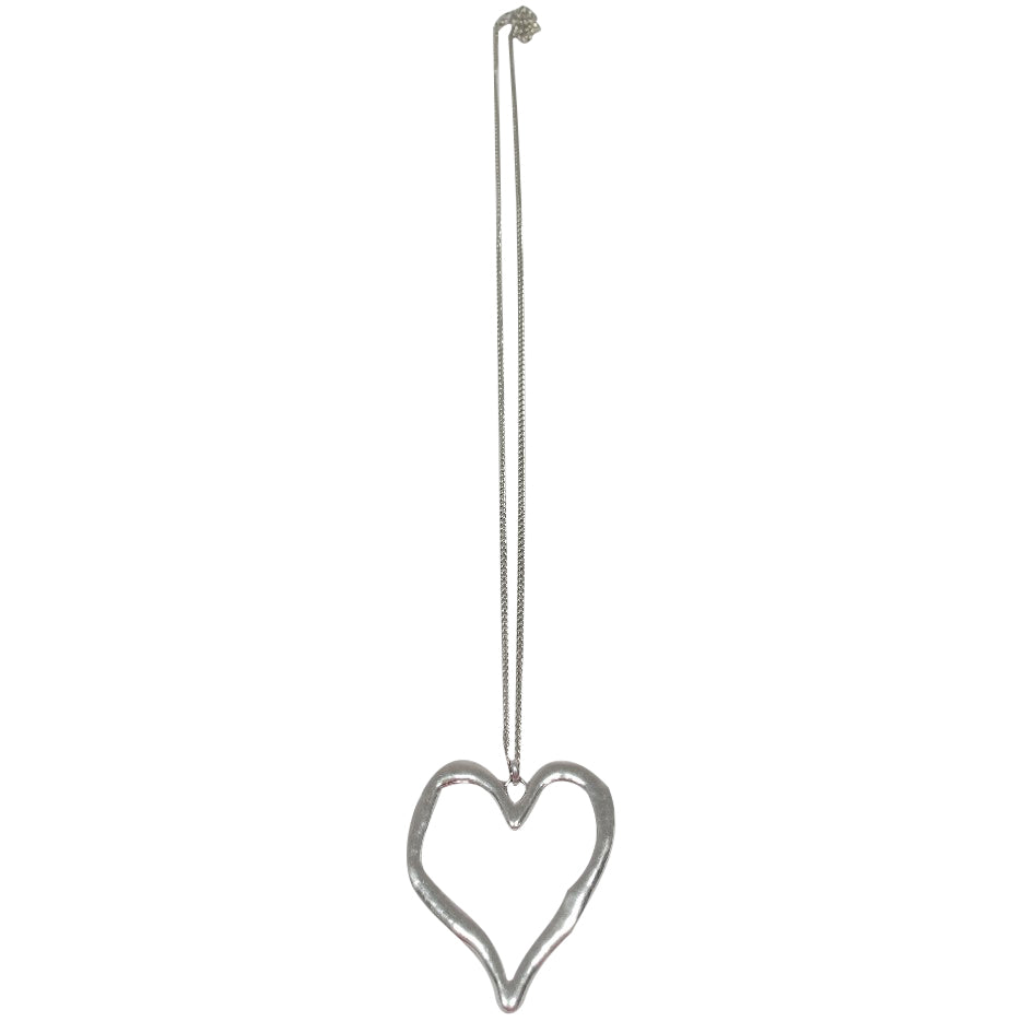 Load image into Gallery viewer, Luna Heart Necklace -  Luna Boutiques