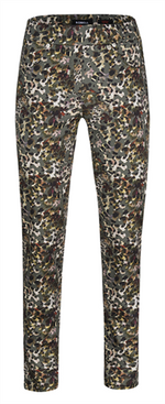 Camouflage Trousers Rose Robell -  Luna Boutiques