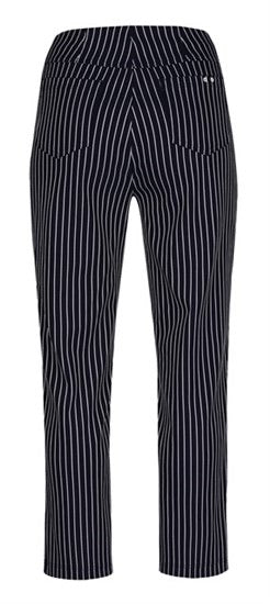 Load image into Gallery viewer, Bella 09 Pinstripe Trouser -  Luna Boutiques