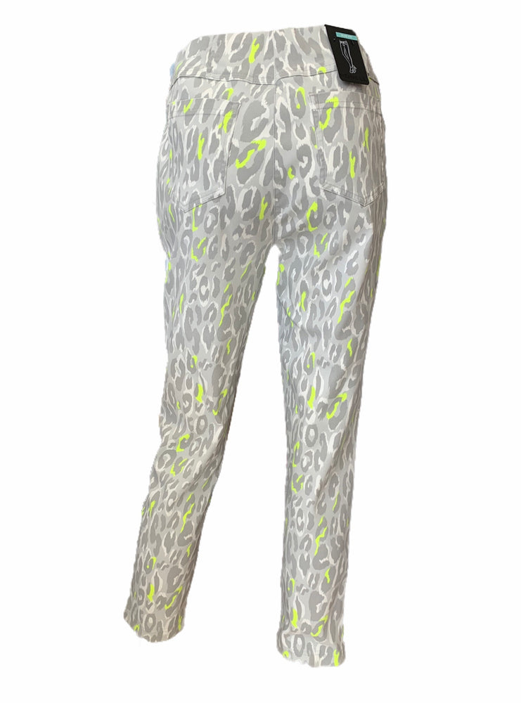 Load image into Gallery viewer, Robell Leopard Bella 09 Trousers -  Luna Boutiques