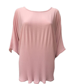 Pleat Top -  Luna Boutiques