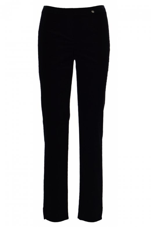 Load image into Gallery viewer, Marie Velvet Trouser Robell -  Luna Boutiques