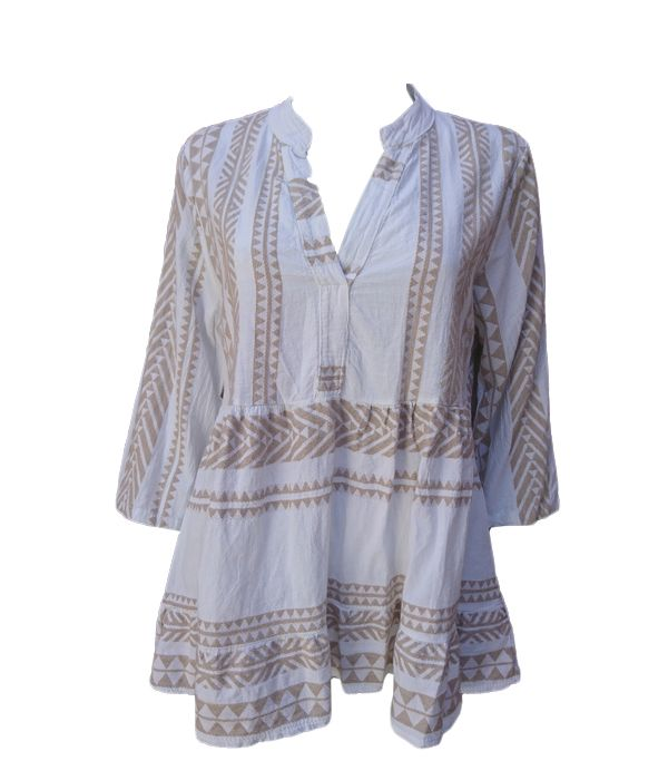 Load image into Gallery viewer, Aztec Top -  Luna Boutiques