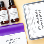 Sportsman Recovery Kit -  Luna Boutiques