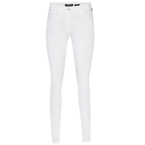 Load image into Gallery viewer, Star Full Length Jeans -  Luna Boutiques