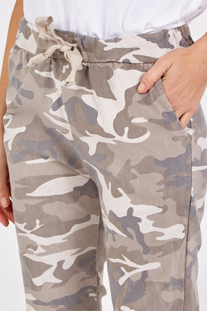 Load image into Gallery viewer, Camouflage Magic Trousers -  Luna Boutiques