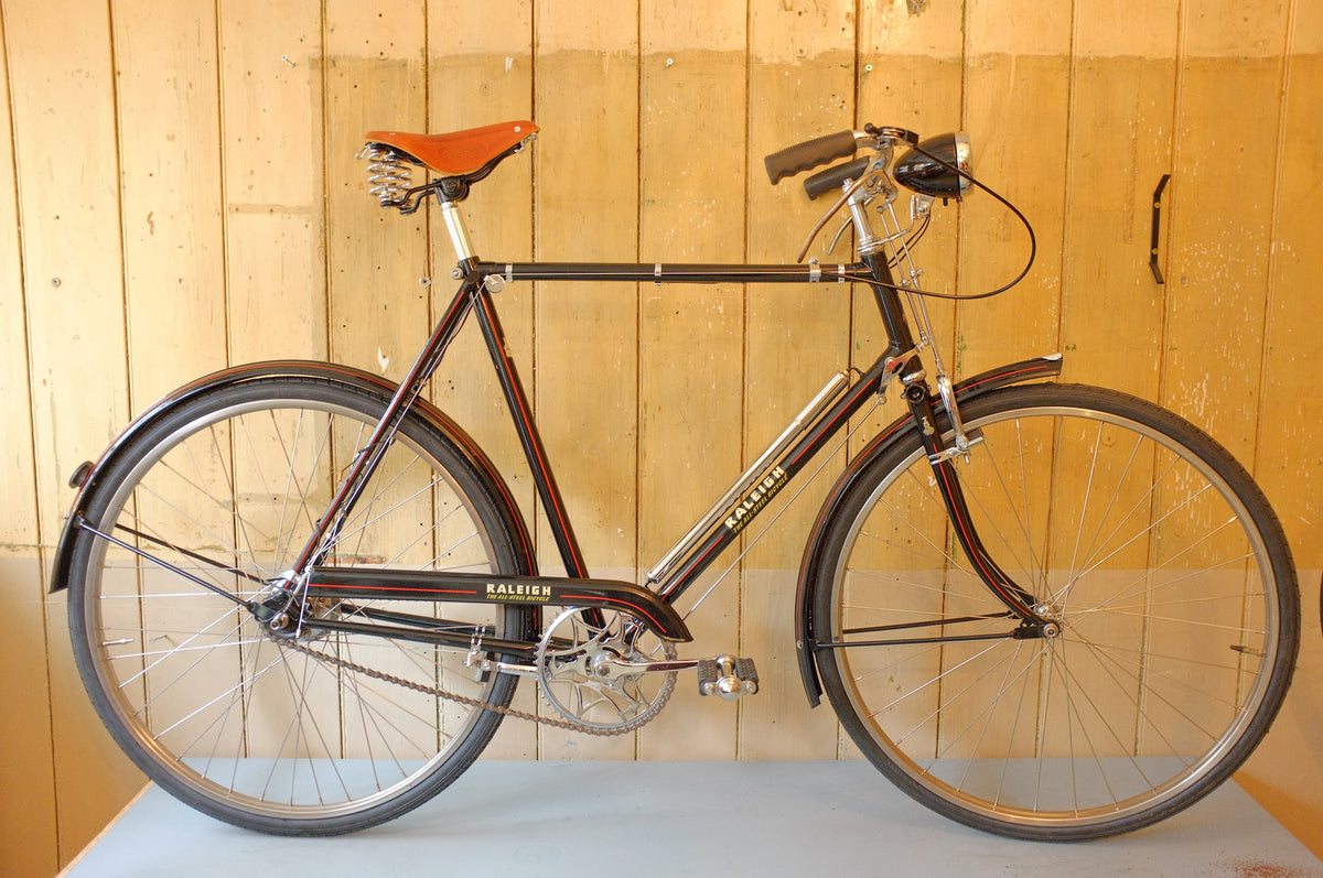 The Rebirth of the Raleigh All Steel - vintage bike ...