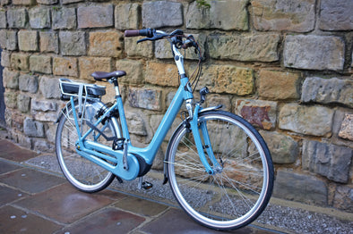 gazelle c7+ electric bike