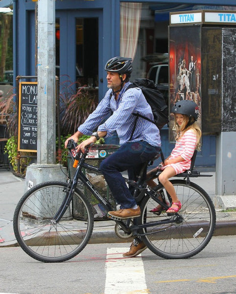 The fun, safe and easy way to cycle with kids in town.