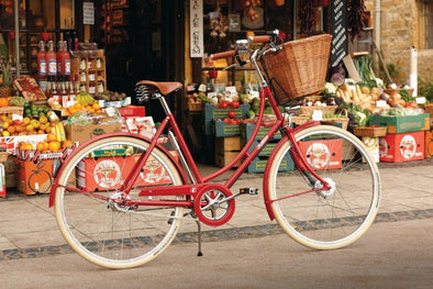 Which Pashley? A women's guide to choosing a Pashley Bicycle.