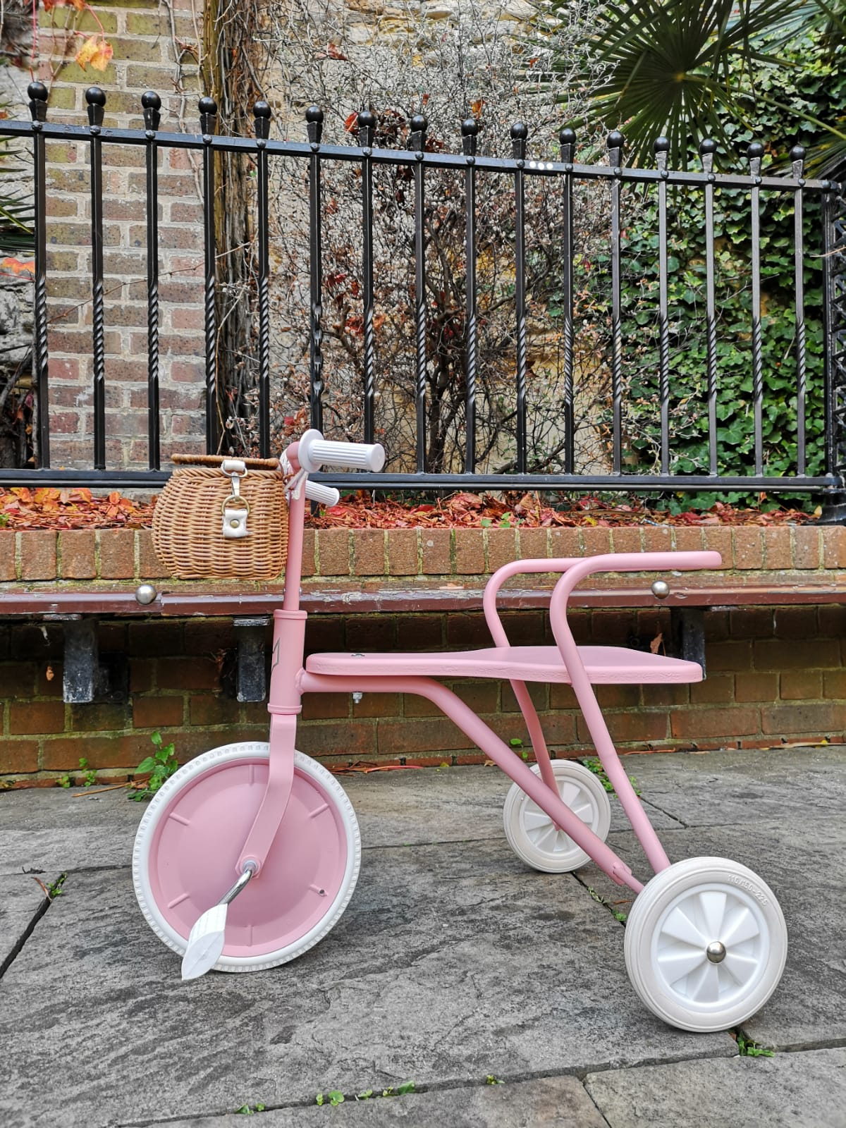 Foxrider Tricycle pink.