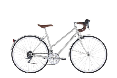 Bobbin Luna womens vintage city commuter hybrid bike