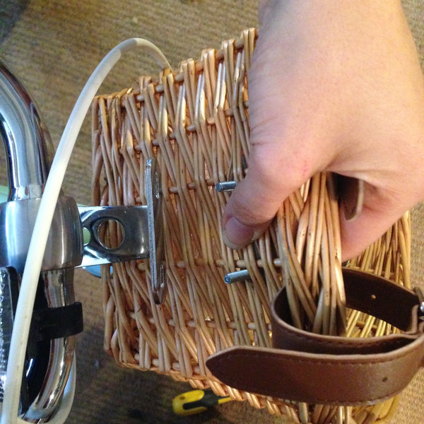 how to put together a bobbin gingersnap