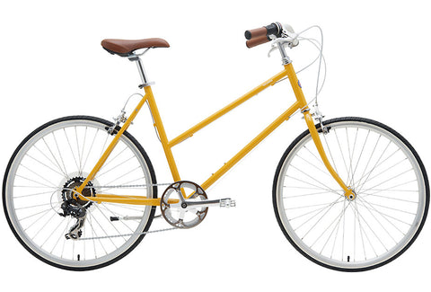 tokyobike bisou. womens vintage city hybrid commuter bike.