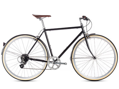 Delano Black Odyssey Brick Lane Bike