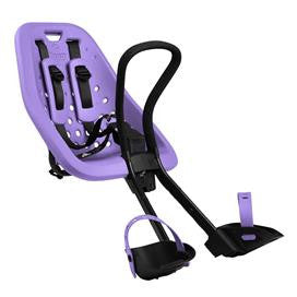 Yepp mini front child seat purple