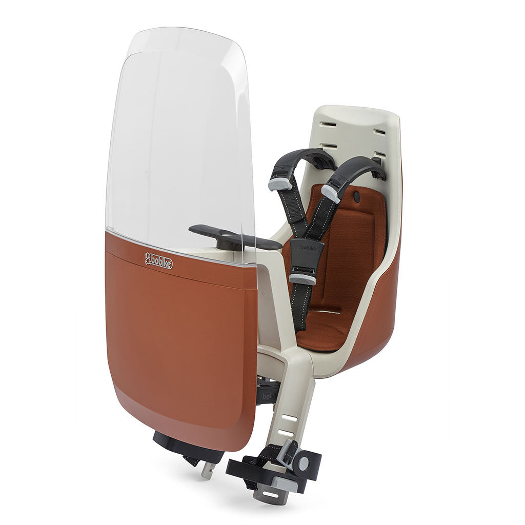 Bobike exclusive mini front seat rust